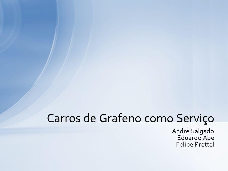 André Salgado Eduardo Abe Felipe Prettel Carros de Grafeno como Serviço