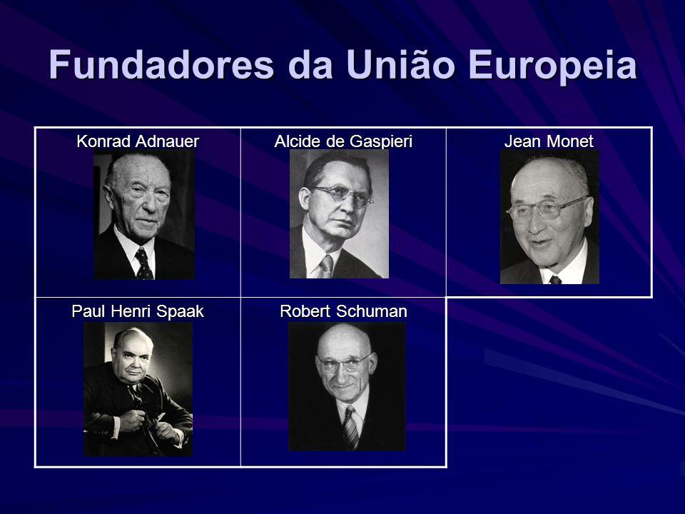 Konrad Adnauer (1876-1967) O primeiro Chanceler da República Federal Alemã, que se manteve à frente dos destinos deste Estado entre 1949 e 1963, contribuiu, mais do que qualquer outra personalidade, para alterar a face da Alemanha e a história da Europa do pós-guerra.
