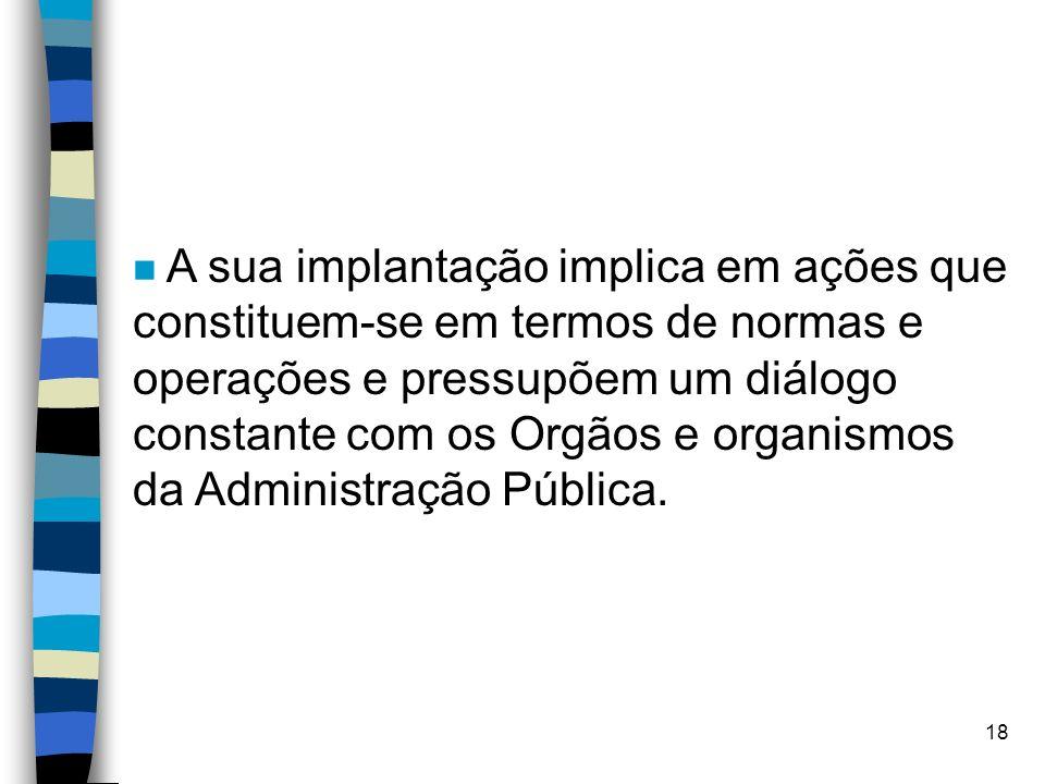 17 n Disciplina o fluxo de documentos entre os arquivos correntes e permanentes, pela fixação de prazos de transferência e de eliminação de documentos