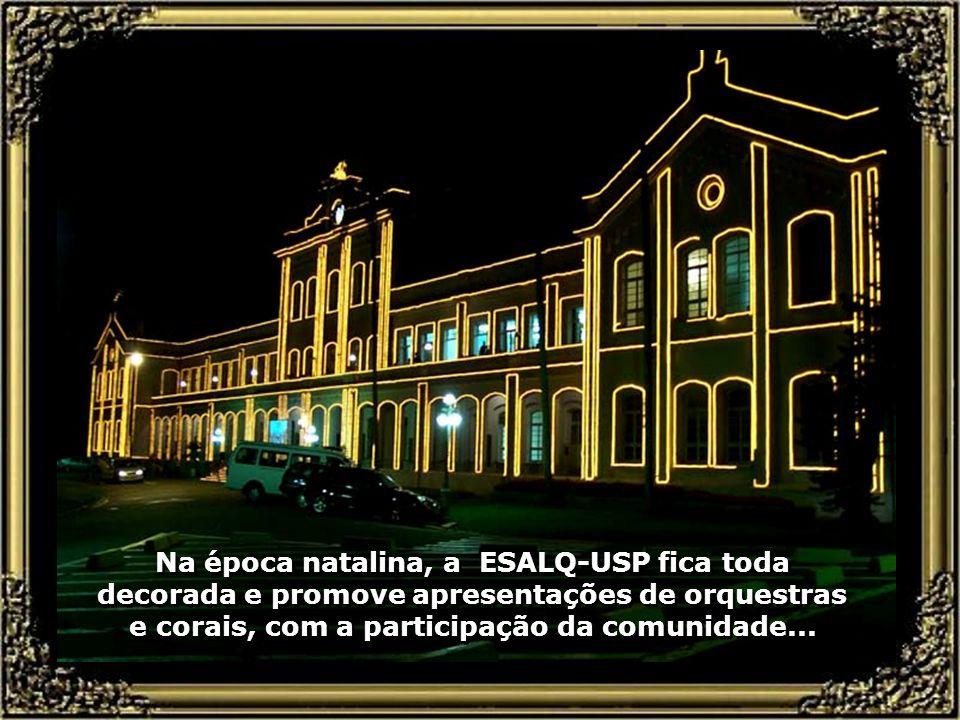E a partir de agora, a ESALQ é responsável pelo gerenciamento do Pólo Nacional de Bio- Combustíveis, cuja sede é Piracicaba...