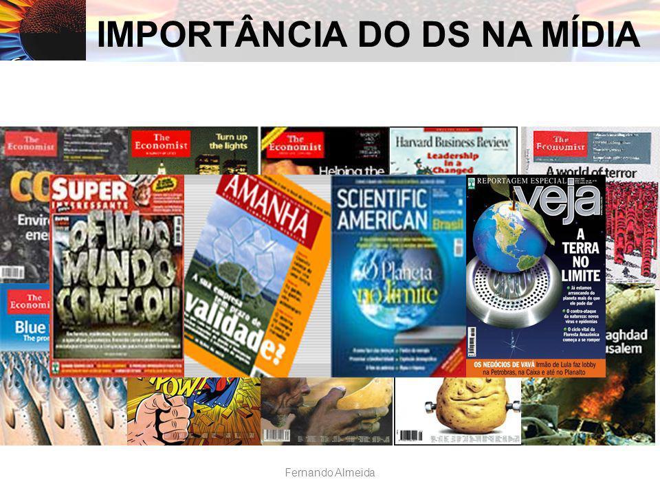 IMPORTÂNCIA DO DS NA MÍDIA Fernando Almeida