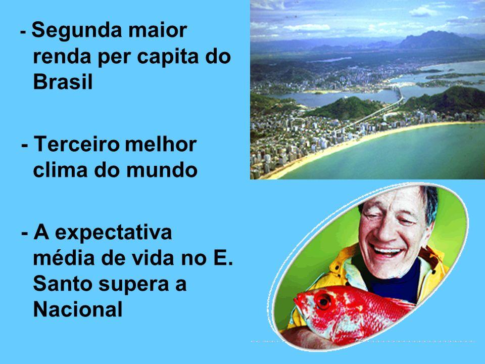 - Segundo maior produtor de ovos de galinha do Brasil