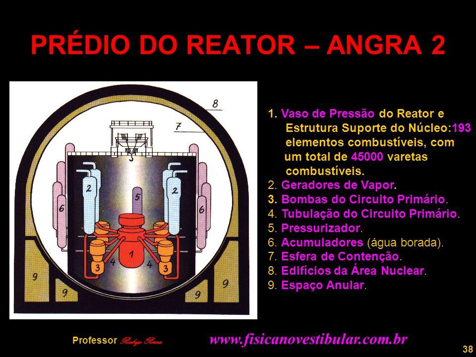 38 PRÉDIO DO REATOR – ANGRA 2 1.