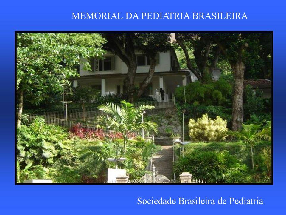 MEMORIAL DA PEDIATRIA BRASILEIRA Sociedade Brasileira de Pediatria