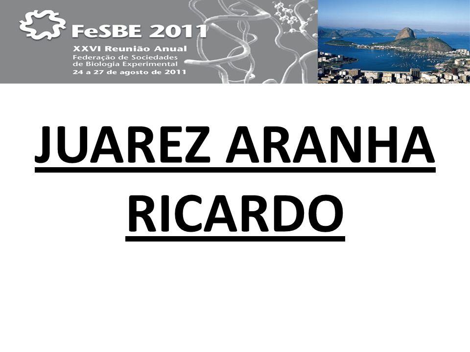 JUAREZ ARANHA RICARDO