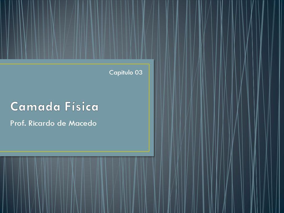 Prof. Ricardo de Macedo Capitulo 03