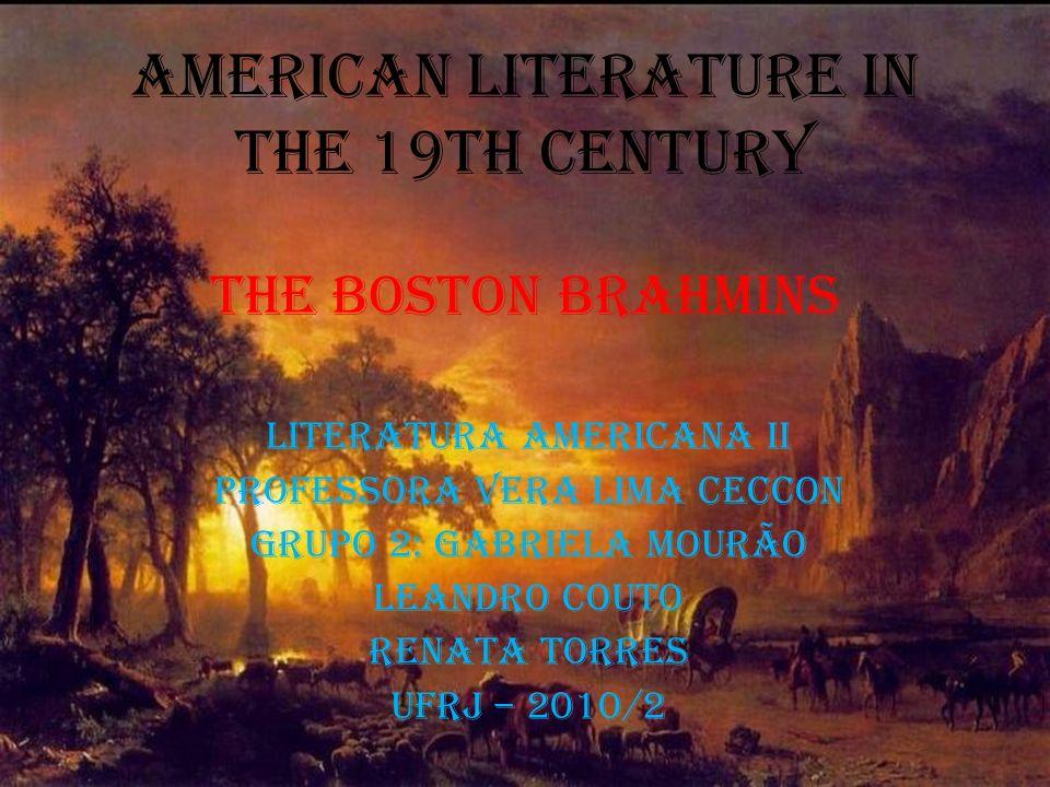 J OHN G REENLEAF W HITTIER (1807 – 1892) Biografia Origem Vida Acadêmica Nasce um escritor Publicações/Temática Autor, Nação & Reconhecimento