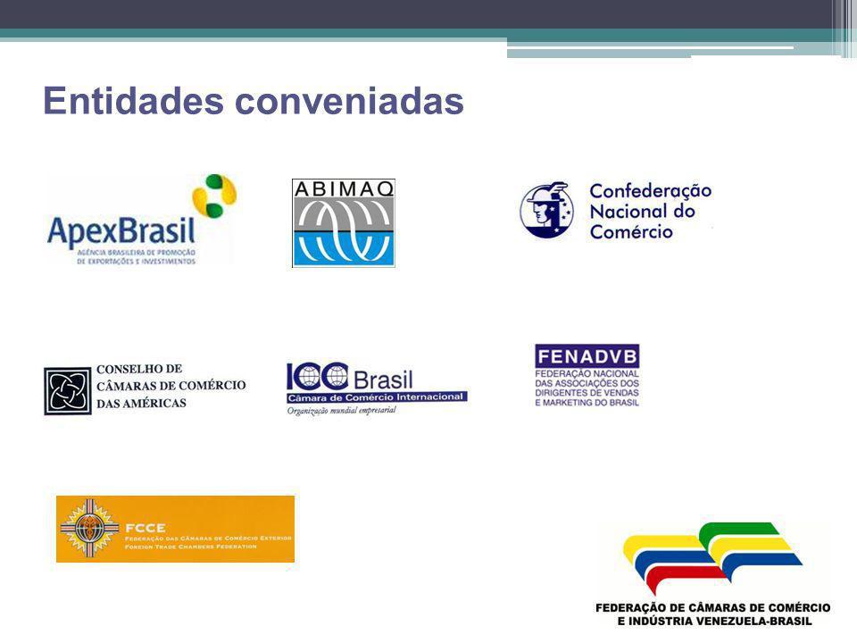 Acordos Comerciais Signatária : União Aduaneira MERCOSUL - até 2006: membro da CAN Membro da OMC e da ALADI.