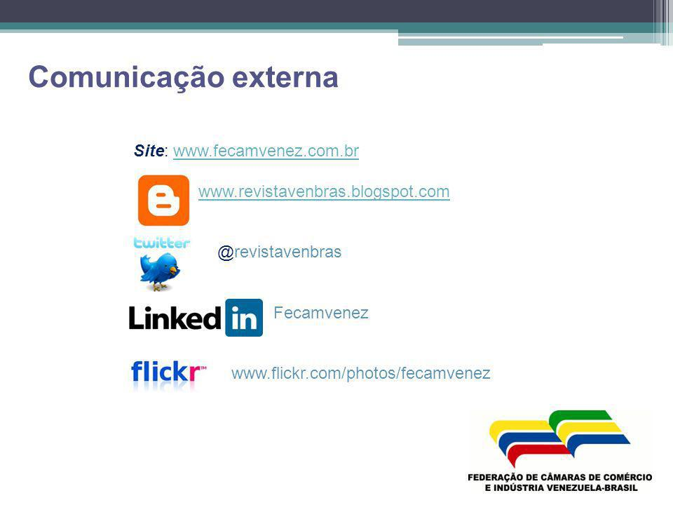 Comércio Exterior Evolução das exportações brasileiras para a Venezuela – Intensidade Tecnológica Fonte: Apex – Brasil