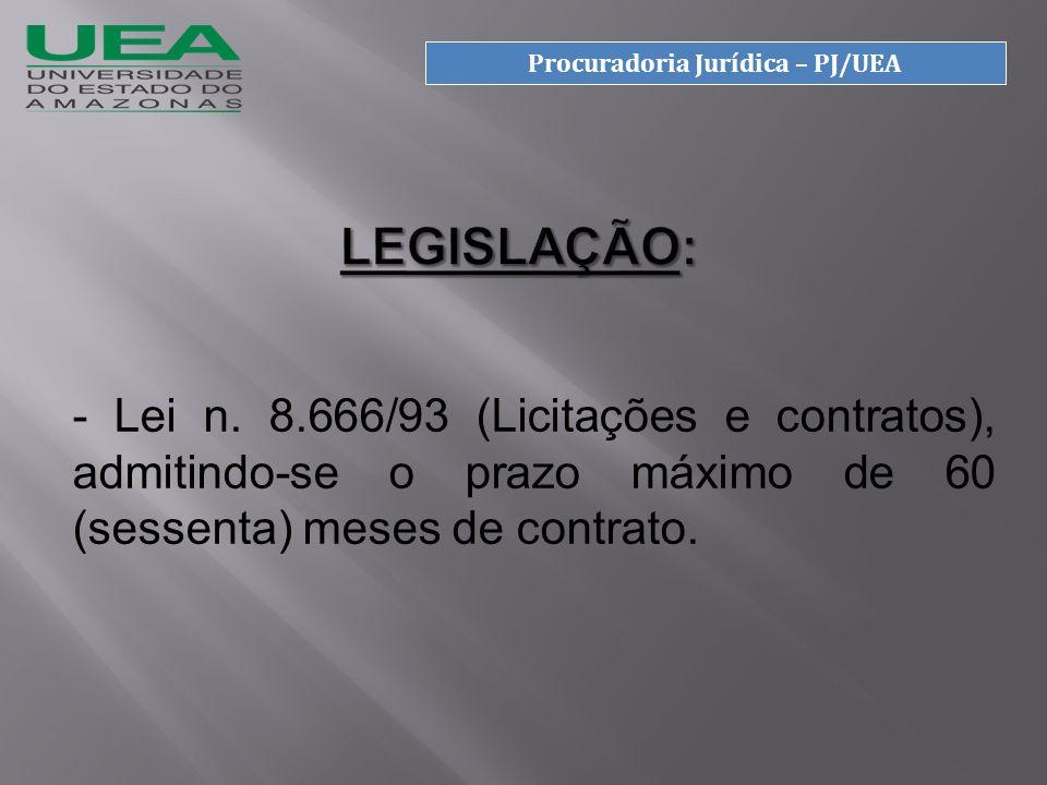 - Memorando solicitando a prorrogação do contrato com justificativa.