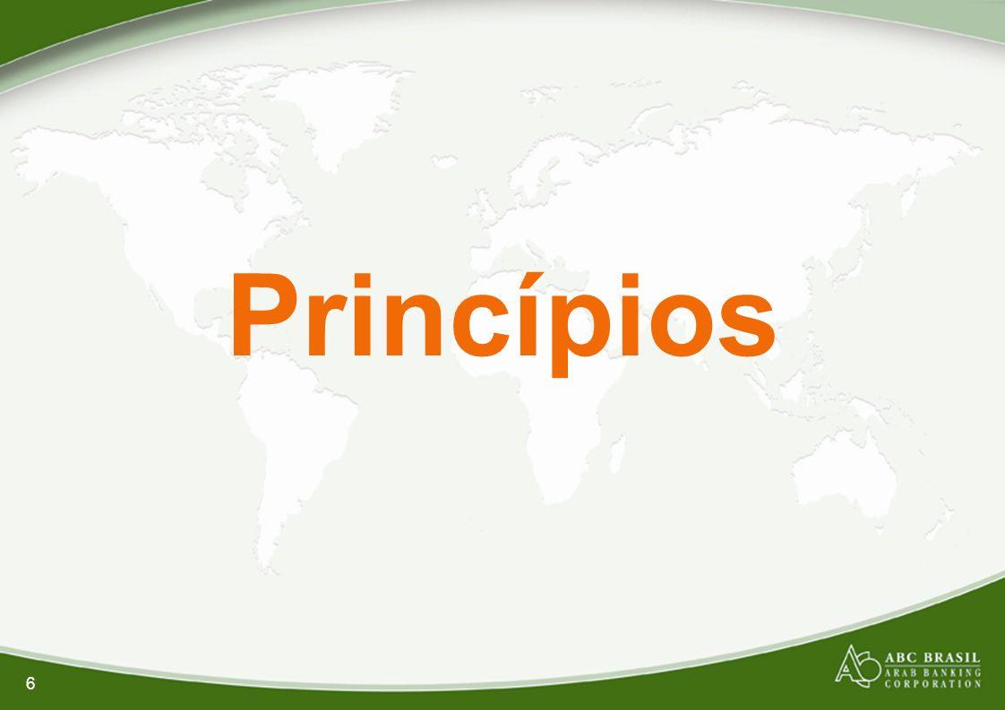 6 Princípios