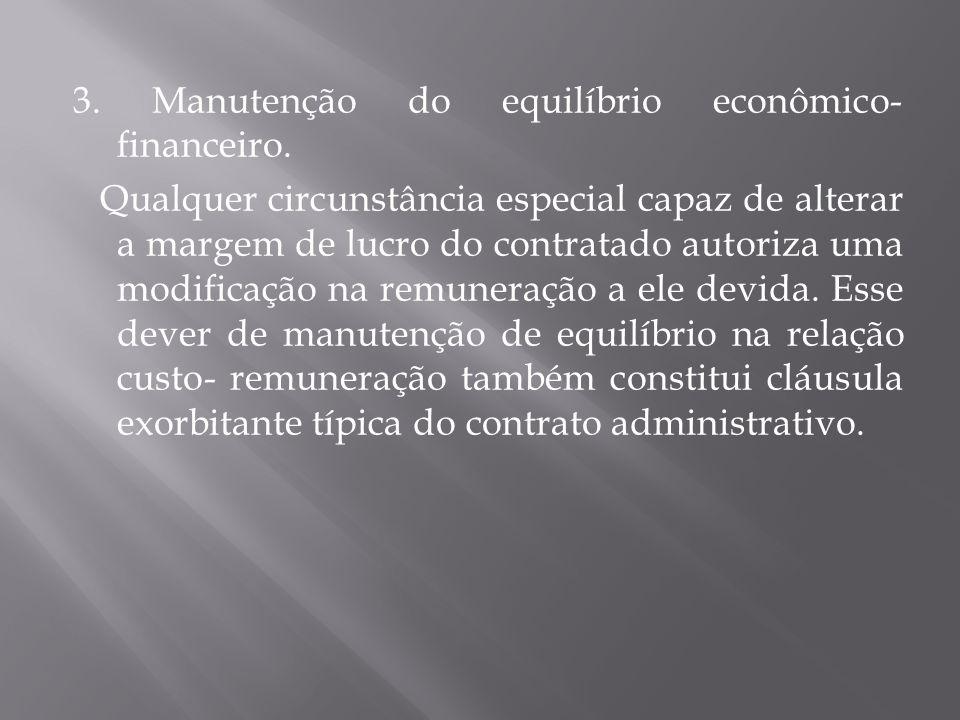 4.Inoponibilidade da exceção do contrato não cumprido.