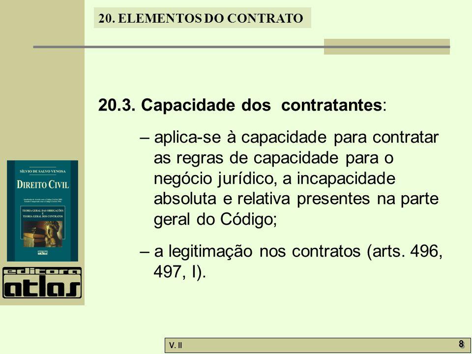 V.II 9 9 20. ELEMENTOS DO CONTRATO 20.4.