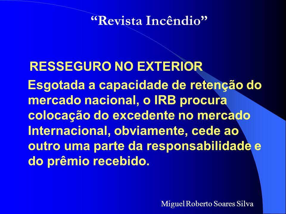 SEGURO ABCDE I R B Ressegurador 12345678910 Cosseguro Resseguro Retrocessão Seguradoras ou resseguradoras