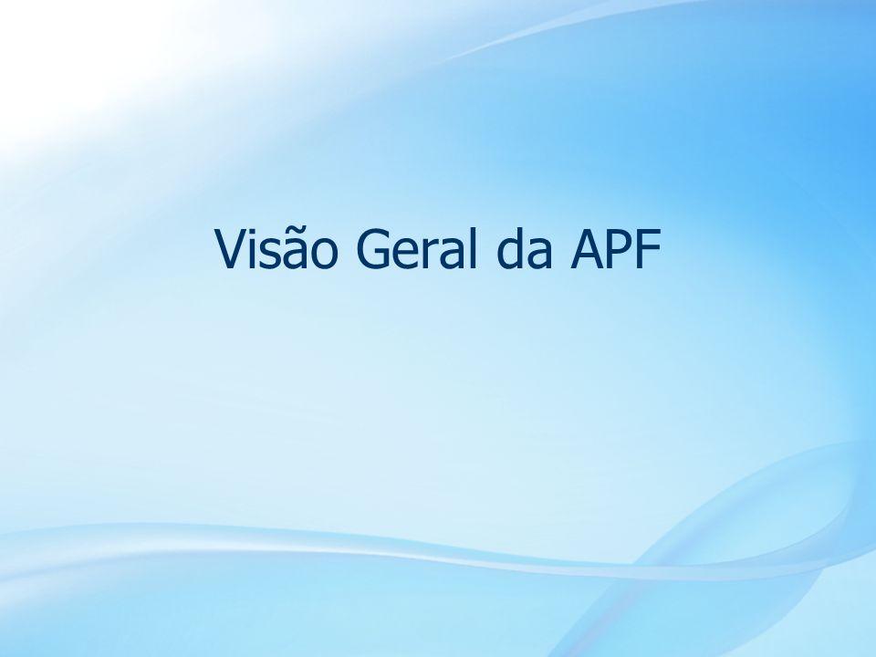 41 Visão Geral da APF