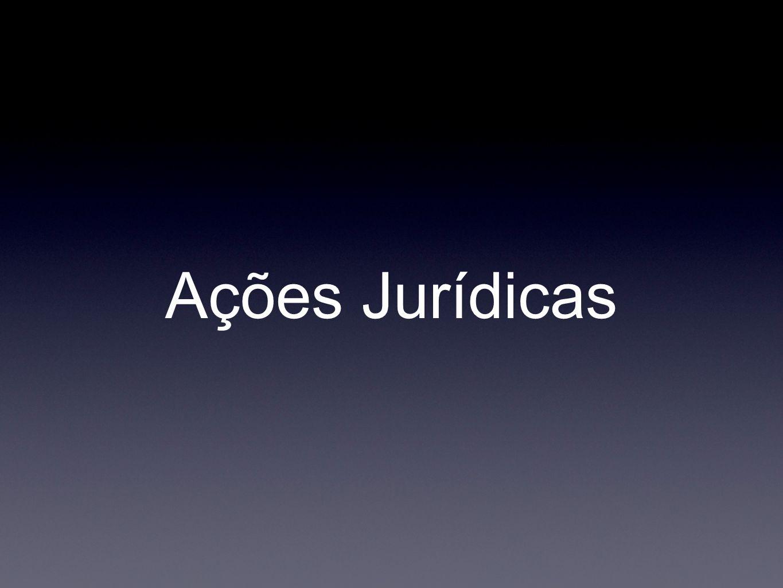 Ações Jurídicas