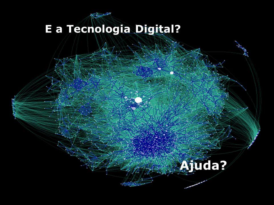Situação Atual no Mundo e no Brasil E a Tecnologia Digital? Ajuda?