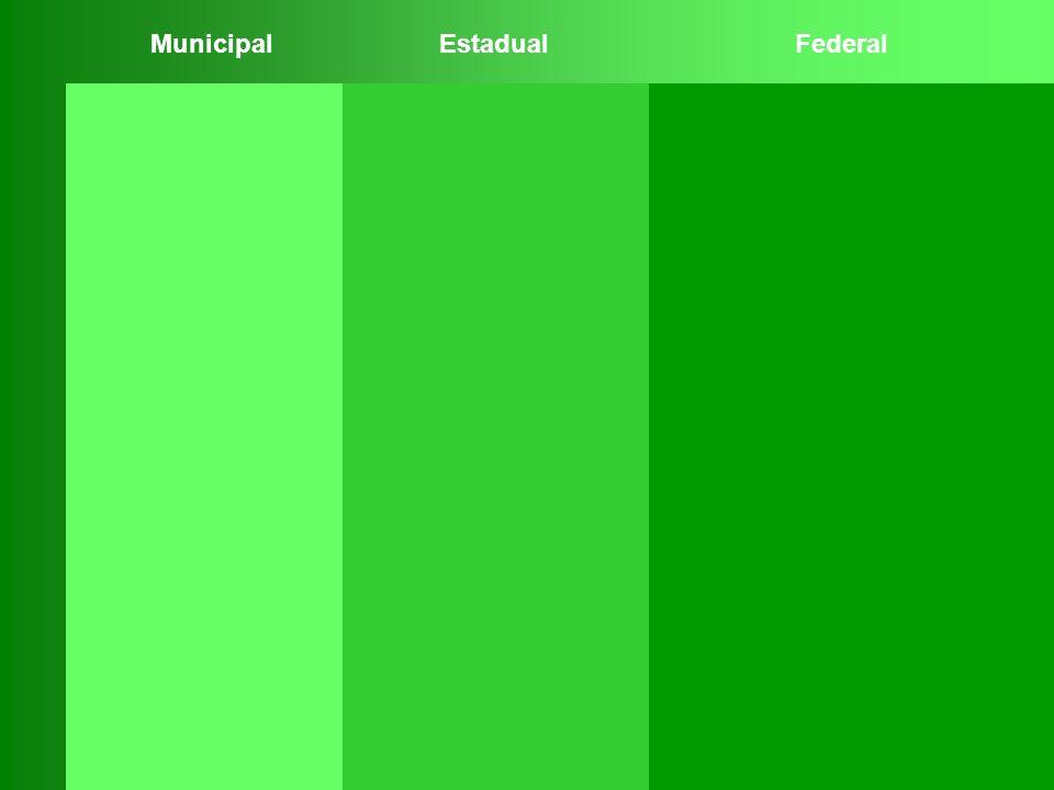MunicipalEstadualFederal