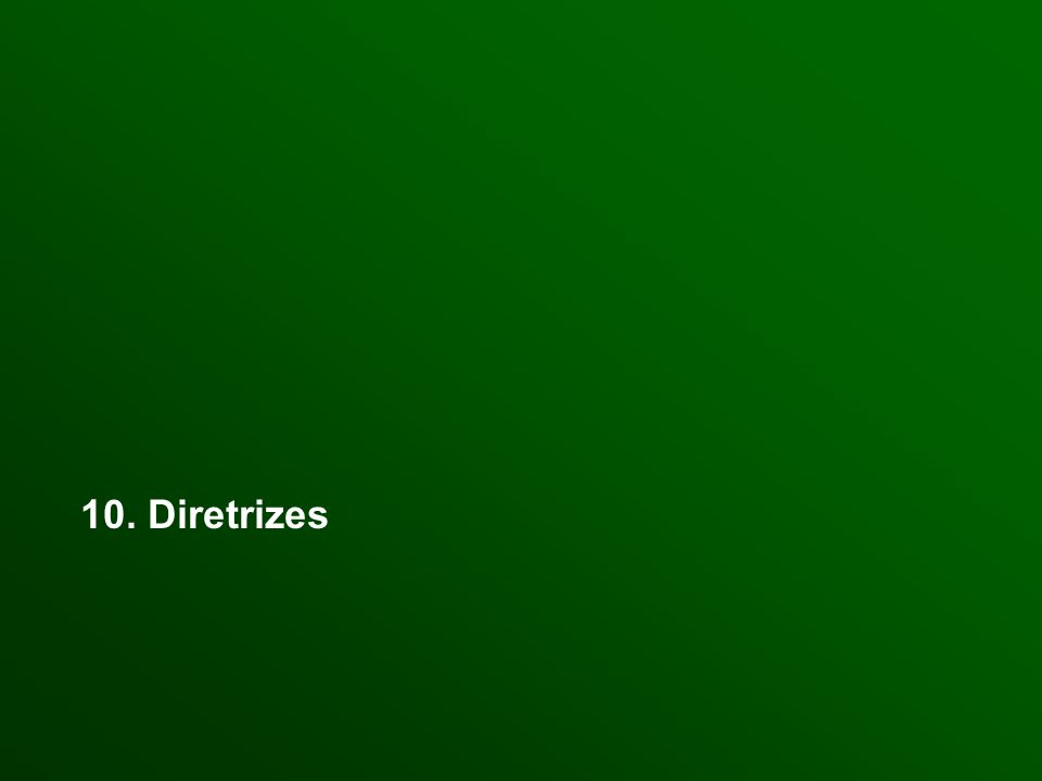 10. Diretrizes