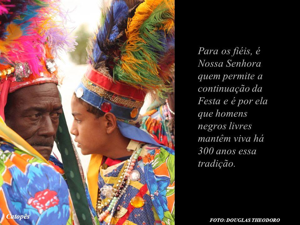 No Serro, já são quase trezentos anos de tradição.