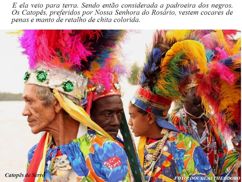 Catopês de Serro FOTO: DOUGLAS THEODORO