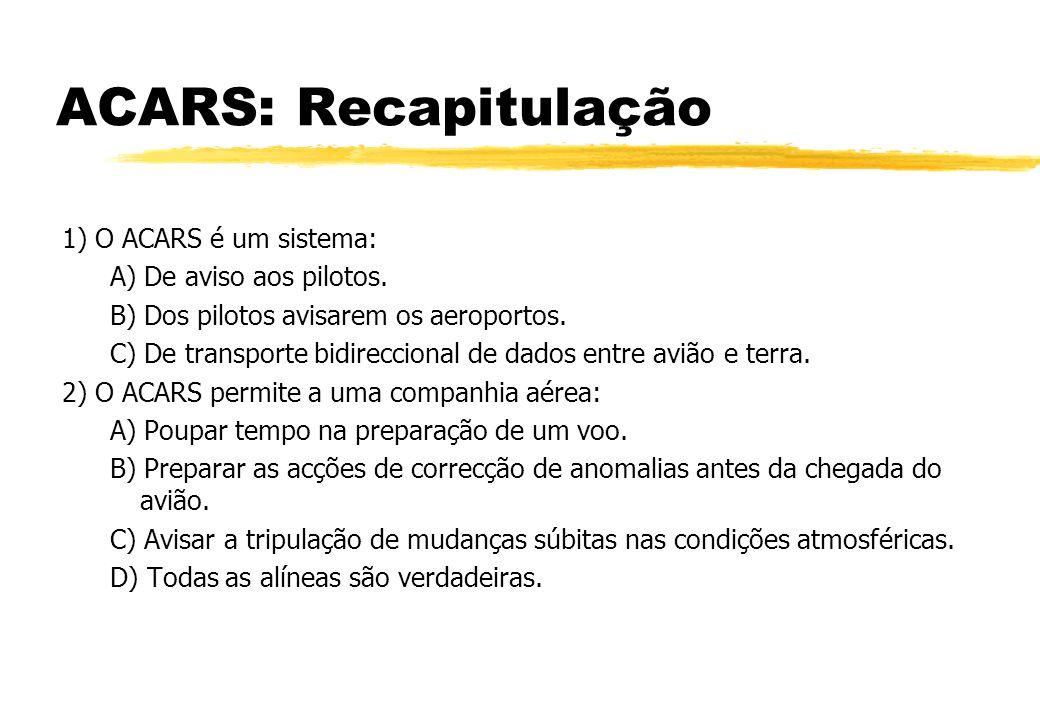 ACARS: Sistema Típico A340