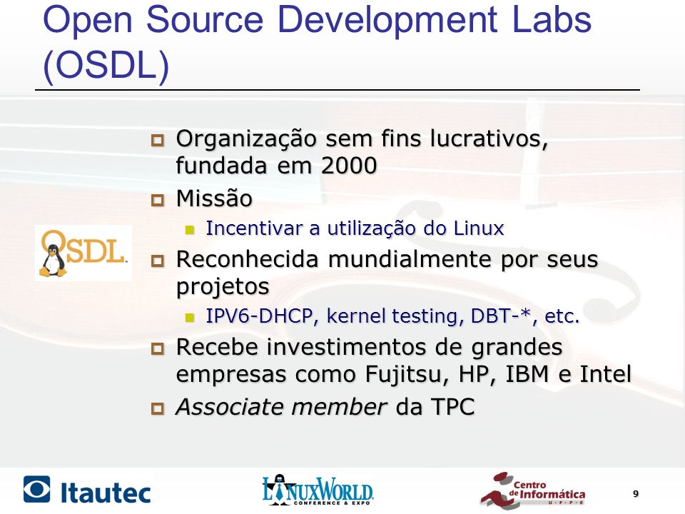 10 Benchmarks Utilizados DBT-2 DBT-2 Implementação da OSDL do TPC-C Implementação da OSDL do TPC-C OSDB OSDB Implementação OpenSource do AS 3 AP Implementação OpenSource do AS 3 AP PolePosition PolePosition Instanciando objetos em Java Instanciando objetos em Java