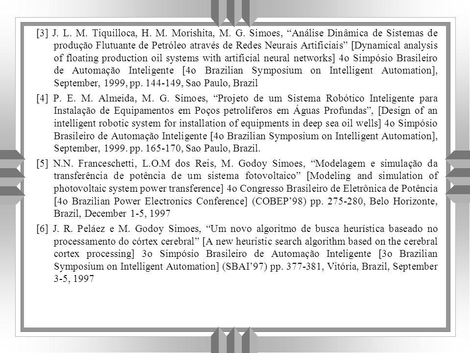 [3] J.L. M. Tiquilloca, H. M. Morishita, M. G.