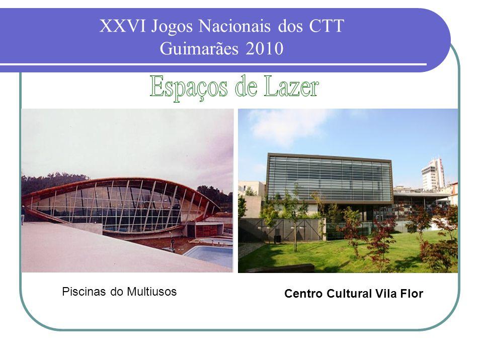 Piscinas do Multiusos Centro Cultural Vila Flor