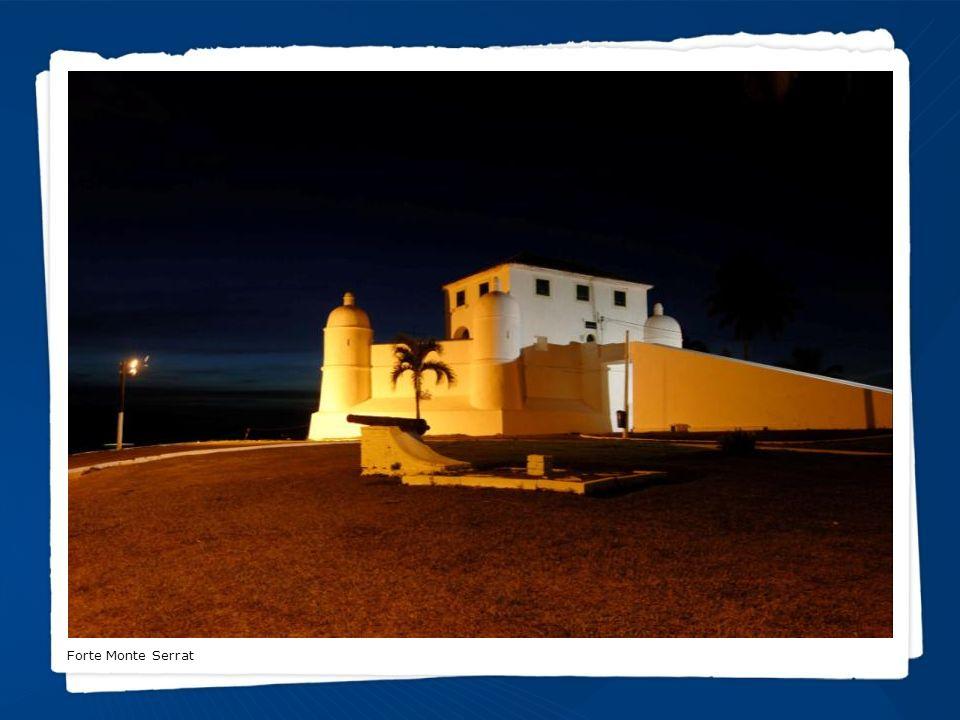 Forte Monte Serrat