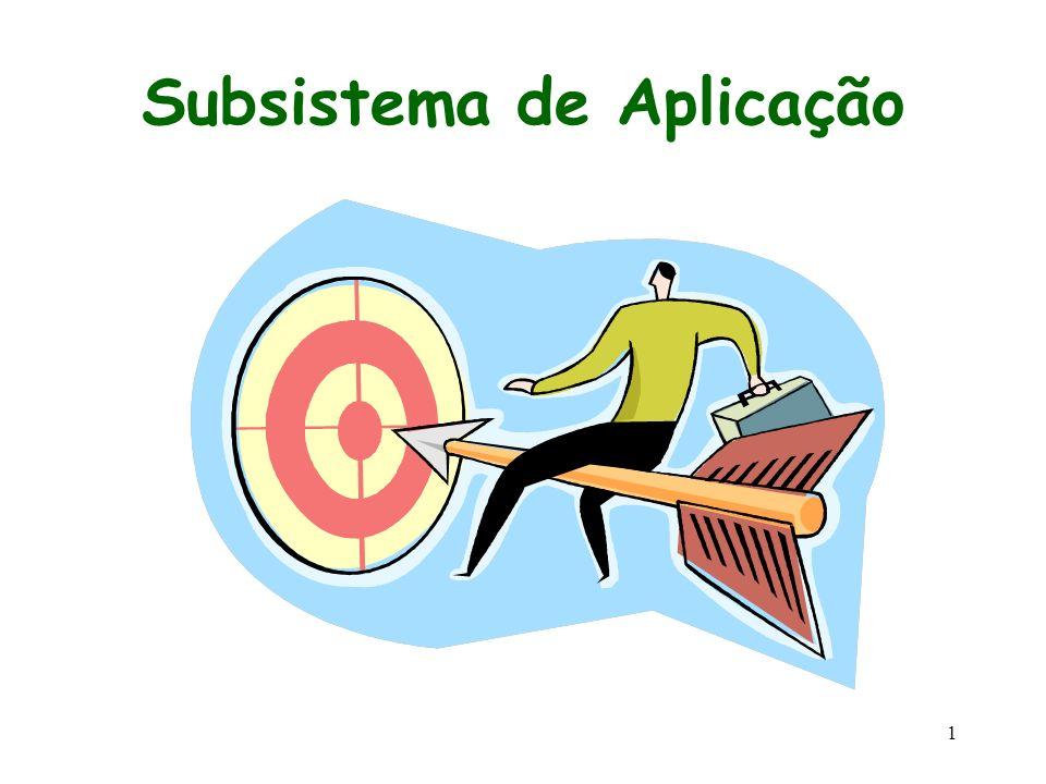 1 Subsistema de Aplicação