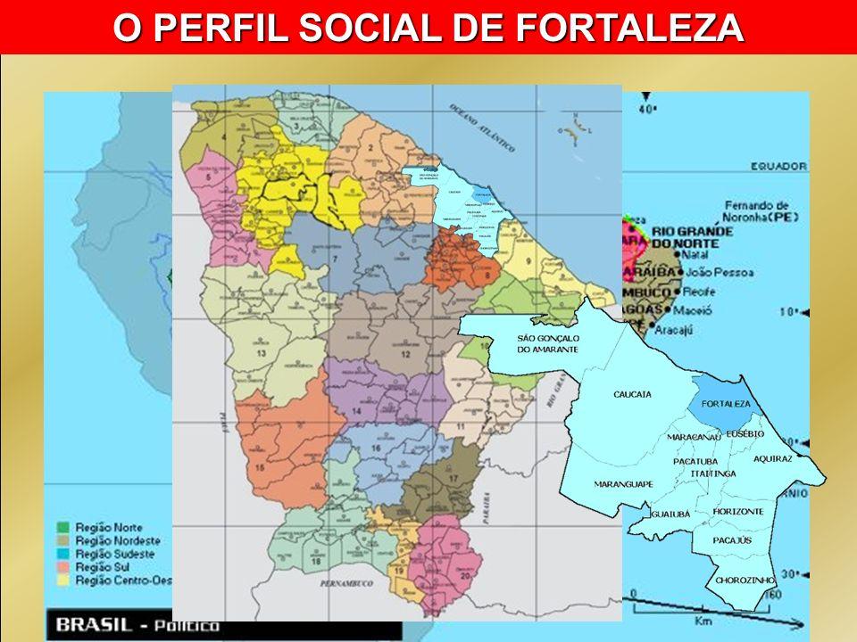 O PERFIL SOCIAL DE FORTALEZA