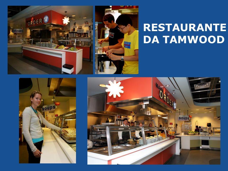 RESTAURANTE DA TAMWOOD