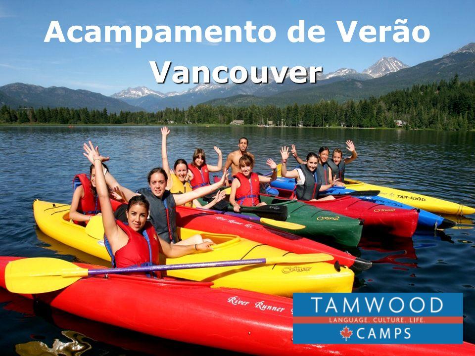 Acampamento de Verão Vancouver