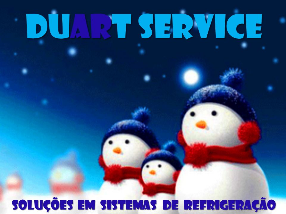 DUART SERVICE Soluções em sistemas de refrigeração