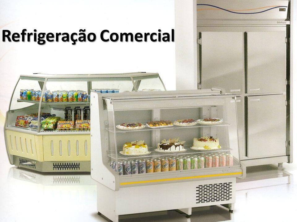 Fluido refrigerante alternativo SUVA® HP80 (R-402A) Maior rendimento - melhor rendimento do sistema com menos quantidade de fluido.