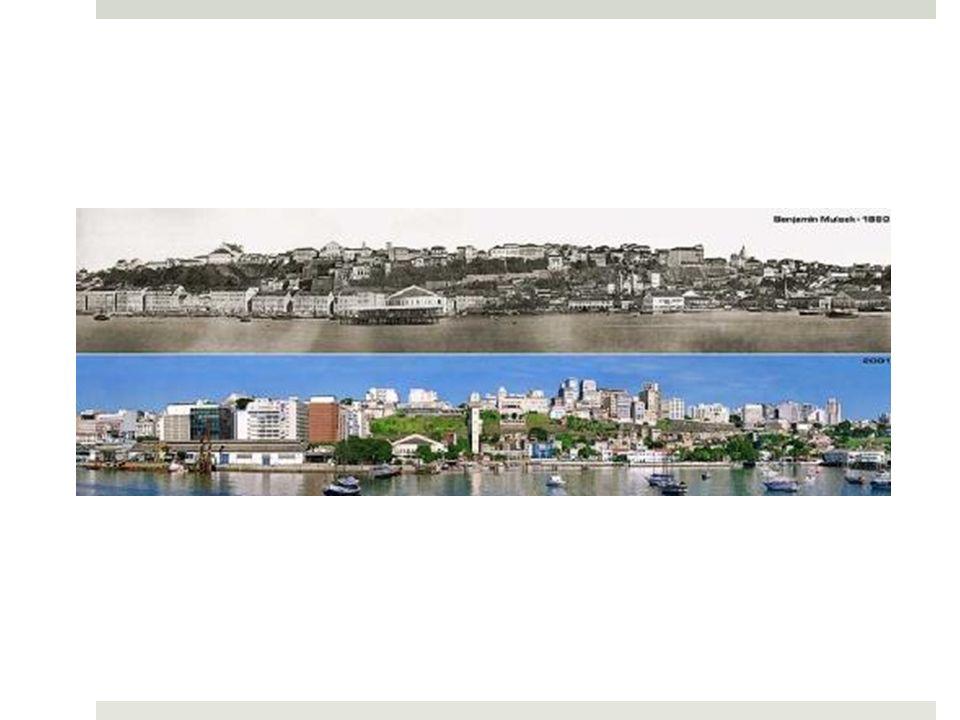 Obras para implantação do Projeto de Requalificação do Porto, Salvador, Bahia