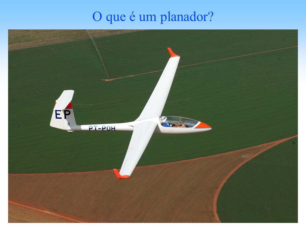 O que é um planador?