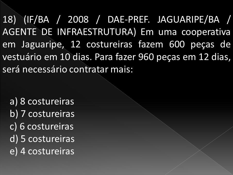 18) (IF/BA / 2008 / DAE-PREF.