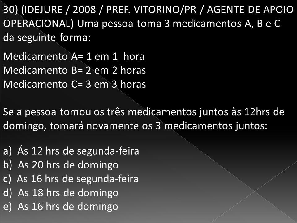 30) (IDEJURE / 2008 / PREF.