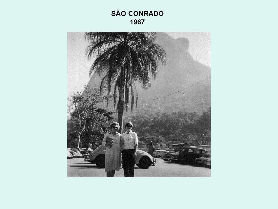 SÃO CONRADO 1967