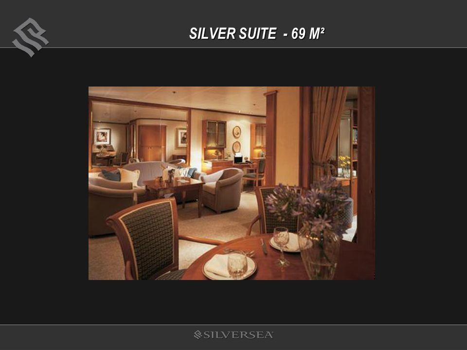 SILVER SUITE - 69 M²