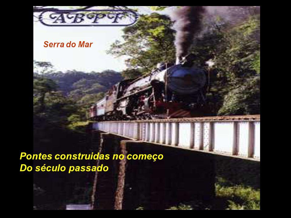 Estação de Rio Vermelho Rio Vermelho fica no alto da serra do mar e vem logo a Seguir de Serra Alta...................