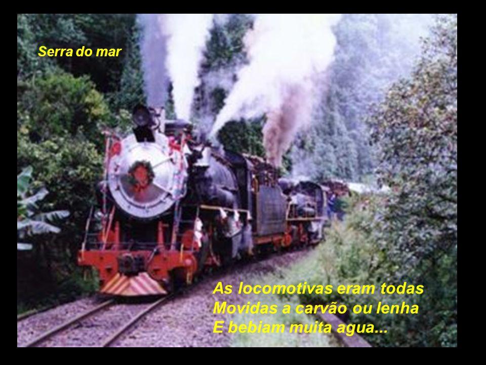 Tunel na Serra Aqui pode-se Notar que são Dois tuneis Muito próximos..................