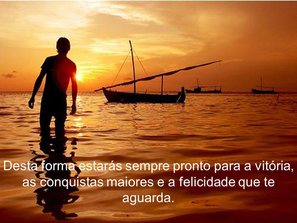 Cumpre os teus compromissos, mesmo aqueles que te pareçam mais aflitivos, com a alegria de quem se liberta.