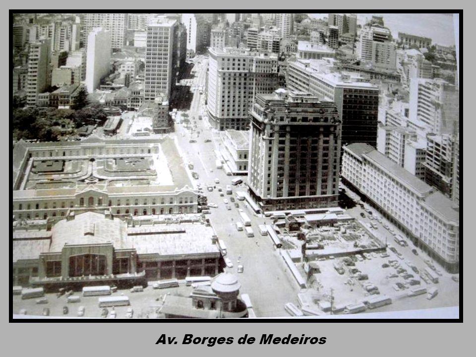 Rua Mal. Floriano (Bragança) esquina Jerônimo Coelho