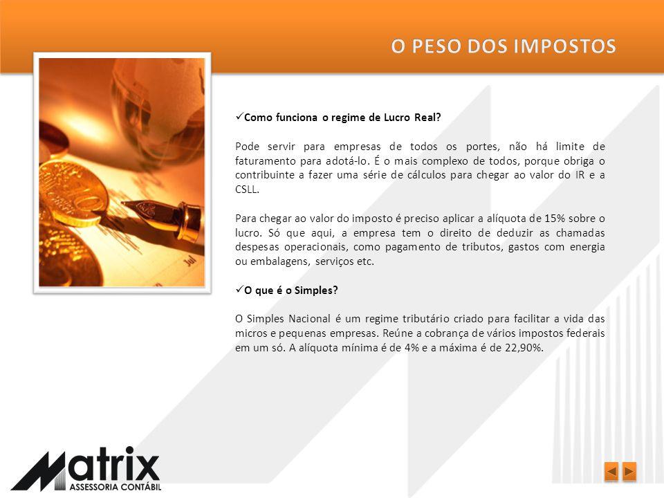 Como funciona o Imposto de Renda das empresas? No Brasil, existem basicamente, três regimes de tributação federal: o Simples, o Lucro Presumido e o Lu