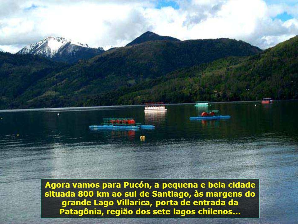 E os doces chilenos, seus cafés, seus restaurantes cheios de charme, são verdadeiros convites ao sabor...