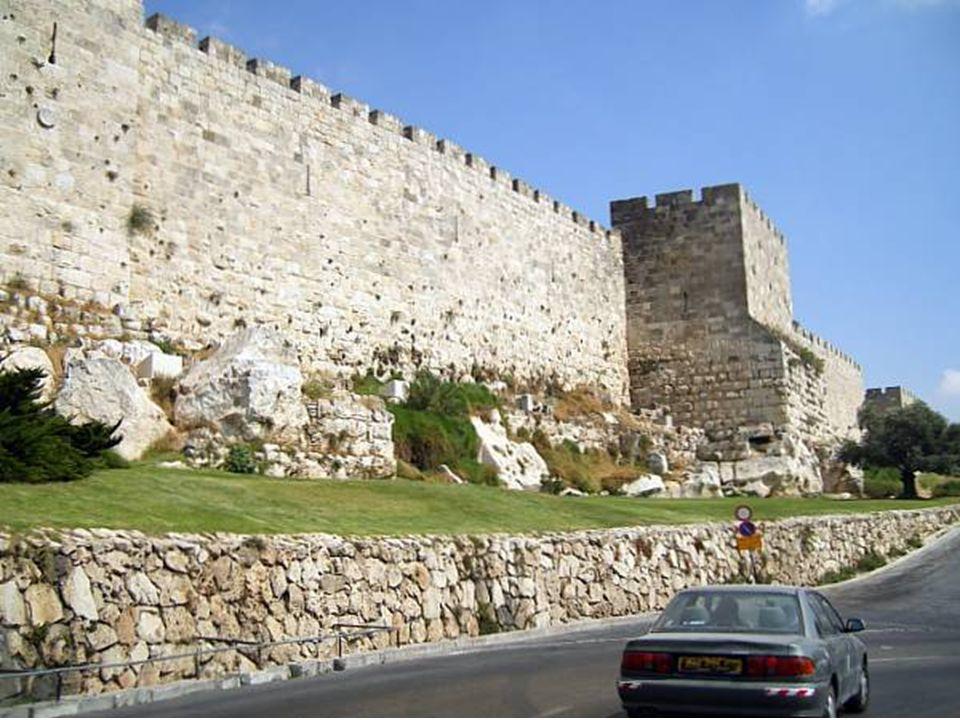 Muralha de Jerusalém