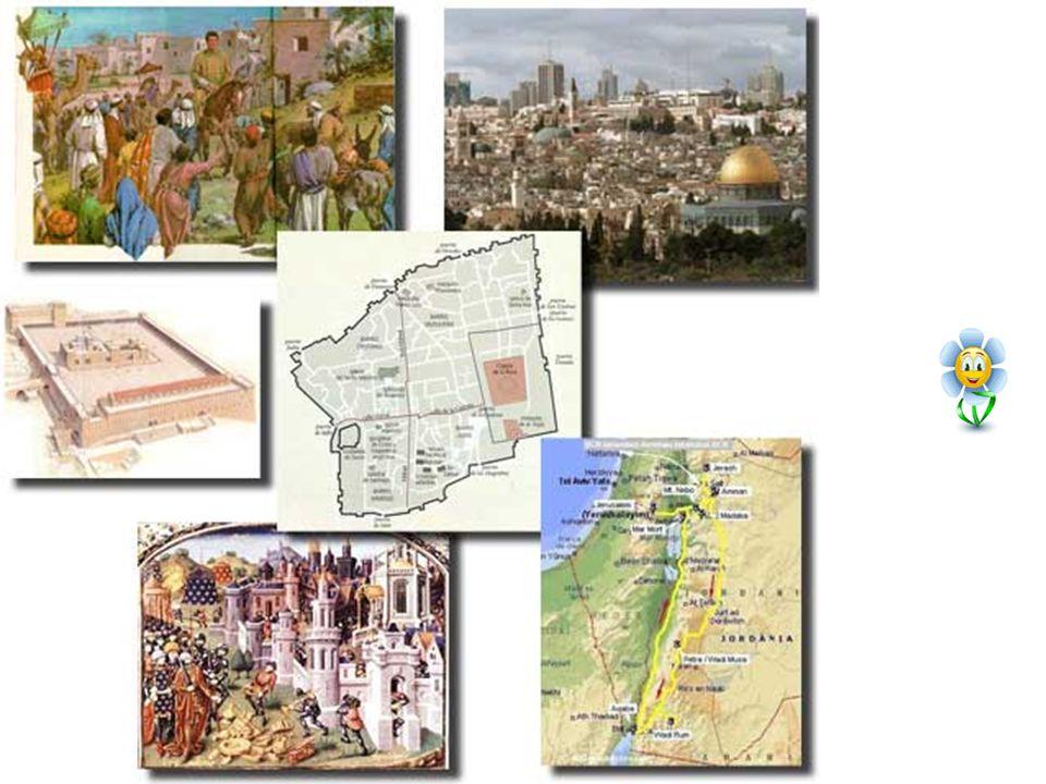Curiosidade em Jerusalém: um moinho na cidade